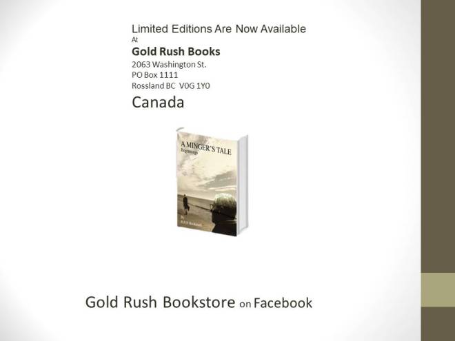 goldrush books